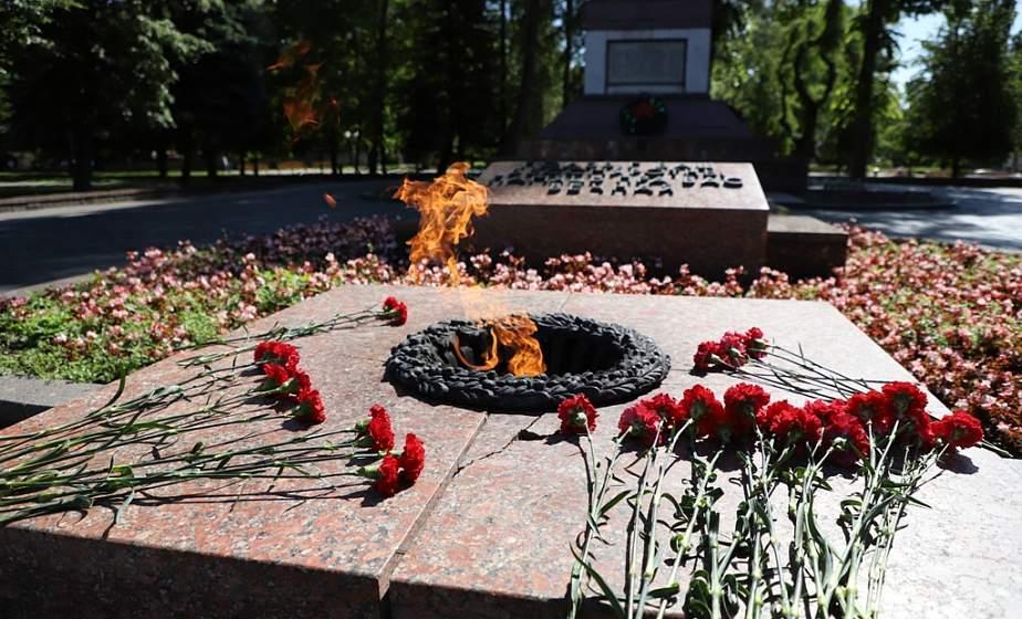 «80 лет скорби и памяти». Патриотическая эстафета передачи Вечного огня стартовала в Гродно